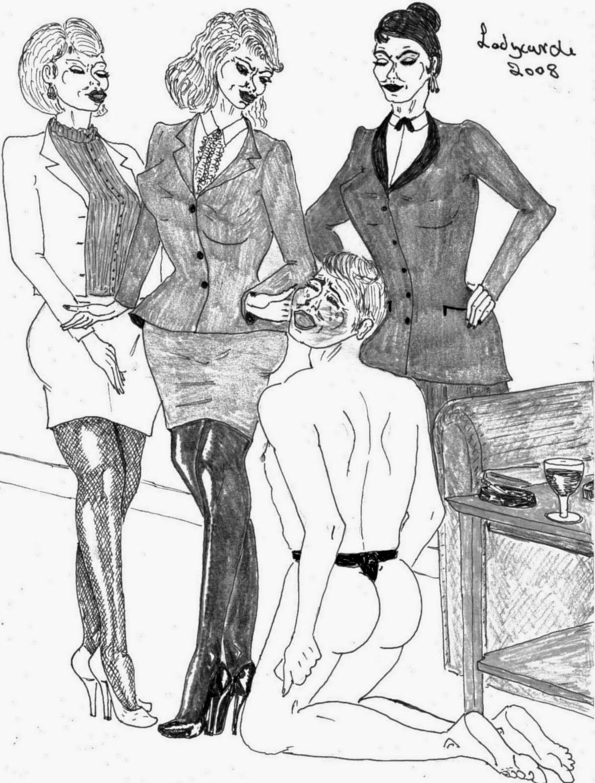 Lady carole erotic illusions